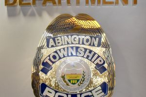 Abington Police Department Sign