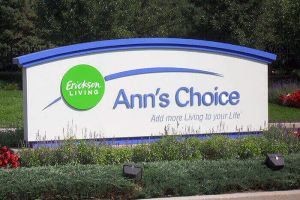 Ann's Choice Commercial Signage Painting Restoration
