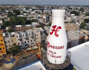 Harbison's Milk Bottle - AFTER1